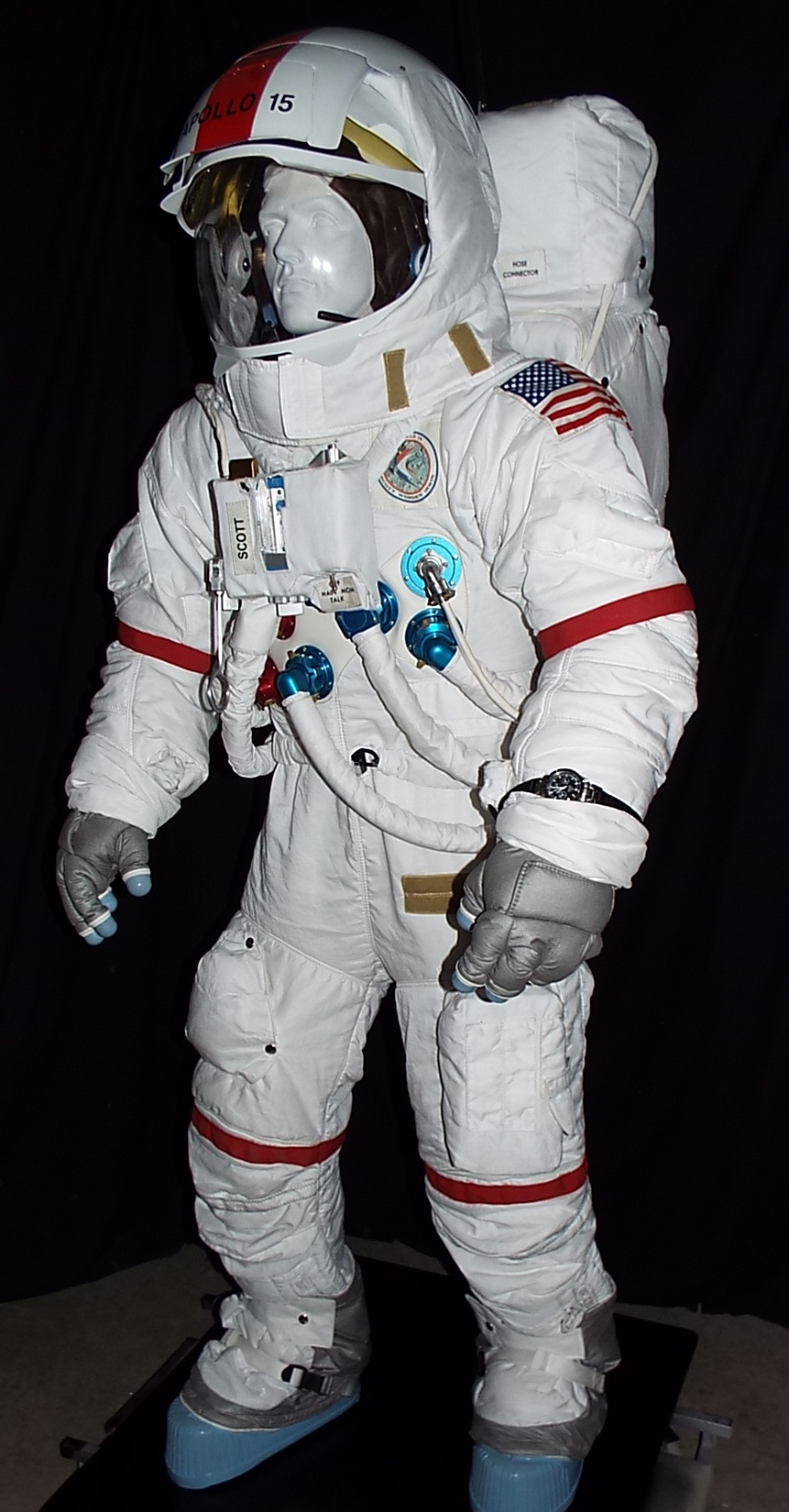 apollo space suit development - photo #3